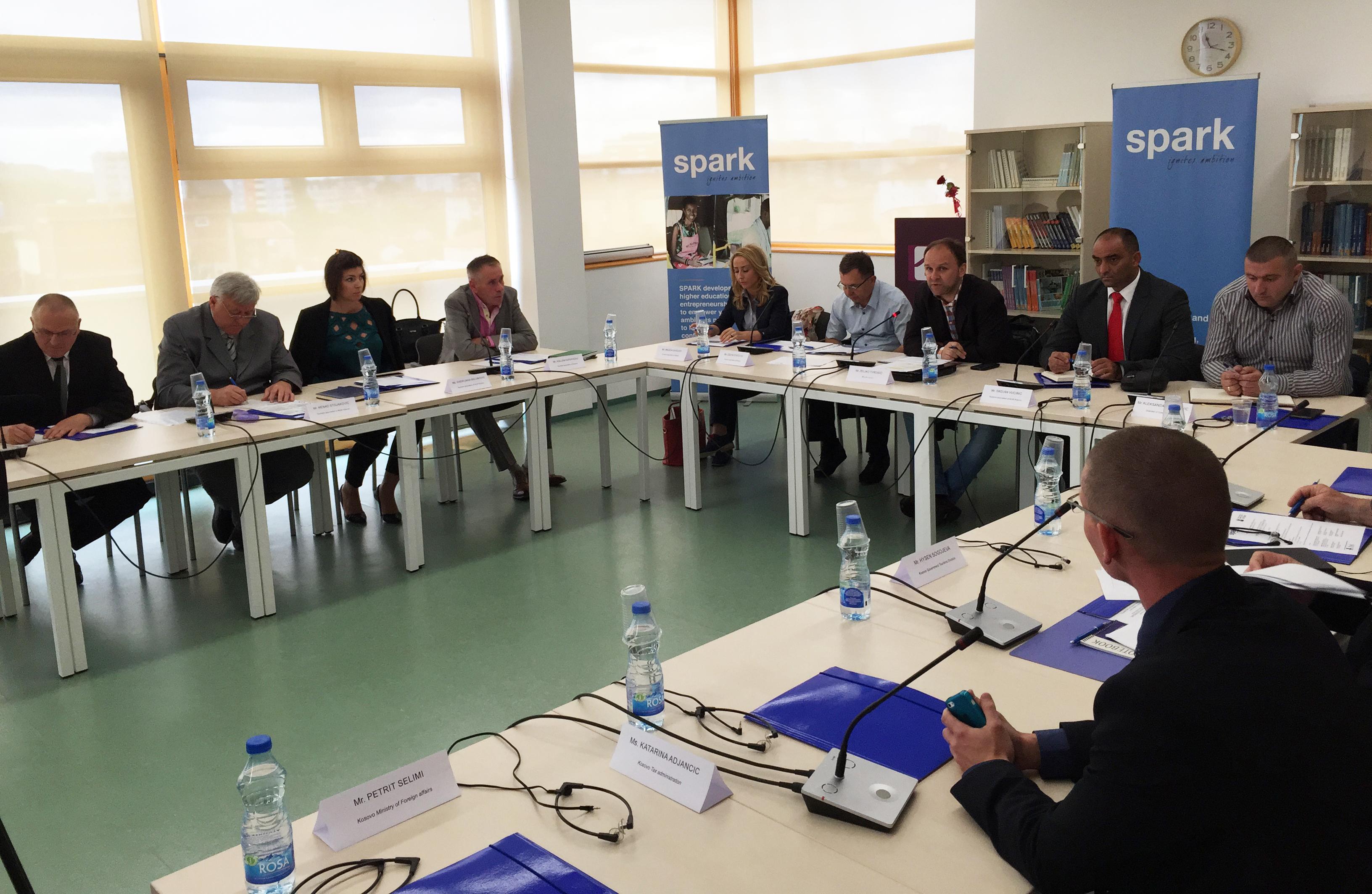 Integrated Kosovo Tourism Offer - SPARK